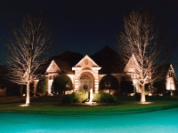 Landscape Lighting Photos