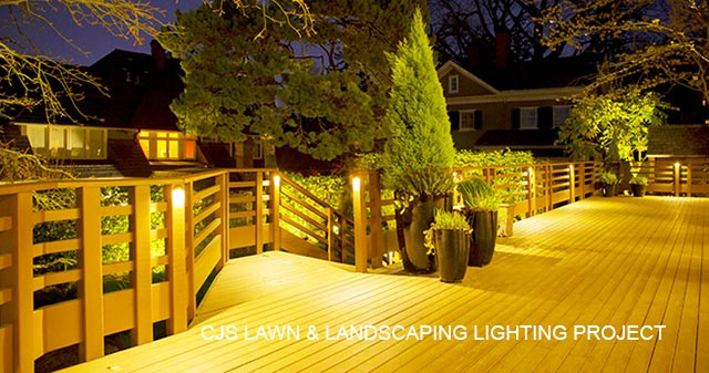 Union grove landscape lighting project cjs lawn landscaping if you need landscape lighting then please call 262 878 1660 or complete our online request form aloadofball Gallery